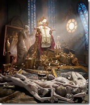 Thy Kingdom Come - David LaChapelle